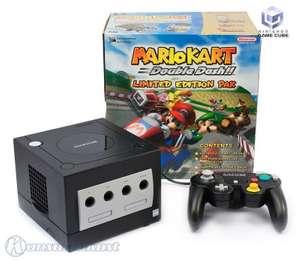 Konsole #Mario Kart Limited Edition Pak + Spiele + Controller + Zubehör