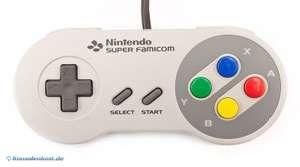 Original SNES / Super Famicom Controller SHVC-005 [Nintendo]