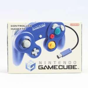 Original Nintendo Controller / Pad #lila-transparent DOL-003