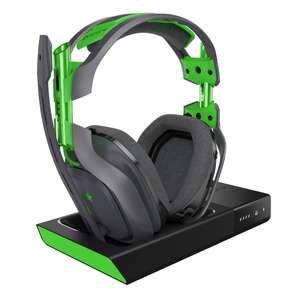 A50 Gaming Headset + Basisstation 7.1 Surround Sound #grün [ASTRO]