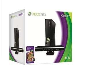 Konsole Slim 4GB #Kinect Edition