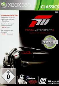 Forza Motorsport 3: Ultimative Sammlung