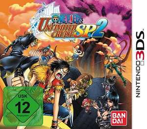 One Piece Unlimited Cruise SP2