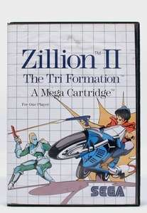 Zillion II: The Tri-Formation