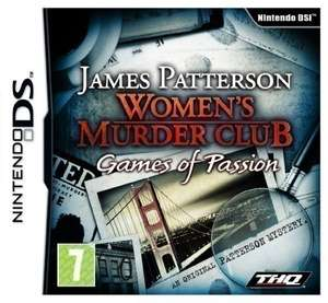 Womens Murder Club Games Of Passion
