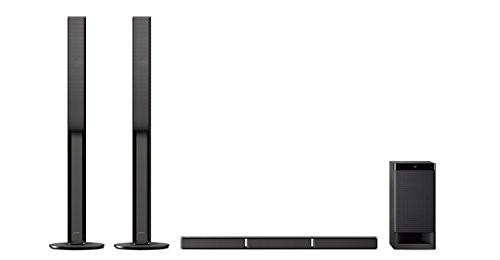 SA 688: Sony HT-RT4 5.1 Soundbar System #schwarz UNVOLLSTÄNDIG