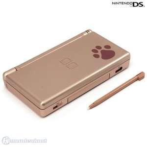 Konsole #metallic-rose Nintendogs Edition + Netzteil