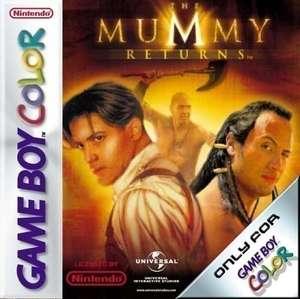 Die Mumie kehrt zurück / Mummy Returns