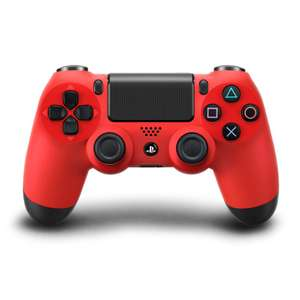 Original Wireless DualShock 4 Controller #Magma Red / rot V1 [Sony]