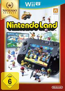 Nintendo Land [Nintendo Selects]