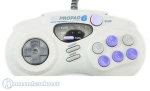 Controller / Pad #grau SN ProPad 6