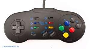 Turbo Button Controller #schwarz
