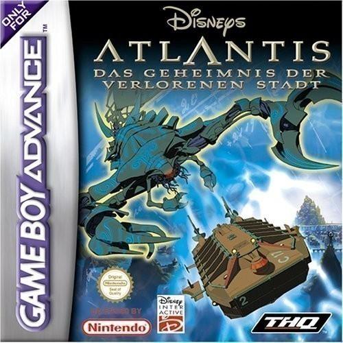 Atlantis: Geheimnis der verlorenen Stadt / Lost Empire