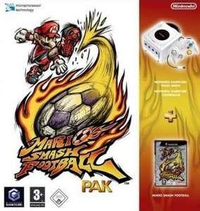 Konsole #Smash Football Pak + Spiel + Controller + Zubehör