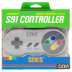 SNES Controller #grau [CirKa]