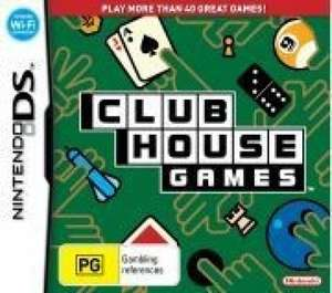 42 All-Time Classics / Club House Games