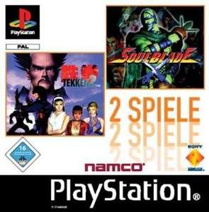 2 in 1 - Tekken 2 + Soulblade