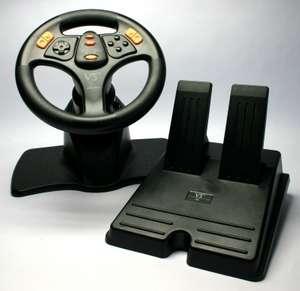V3 Fx Racing Wheel Plus Pedals