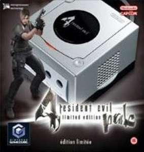 Konsole #Resident Evil Pak + Spiel + Controller + Zubehör