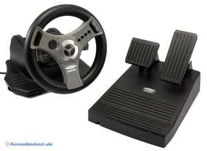 Lenkrad / Racing / Steering Wheel mit Pedale Concept 4 [Interact]
