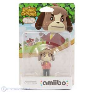Animal Crossing Collection Figur: Moritz / Digby