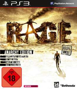 Rage #Anarchy Edition [Standard]