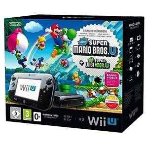 Konsole 32 GB #schwarz Mario & Luigi Premium Pack