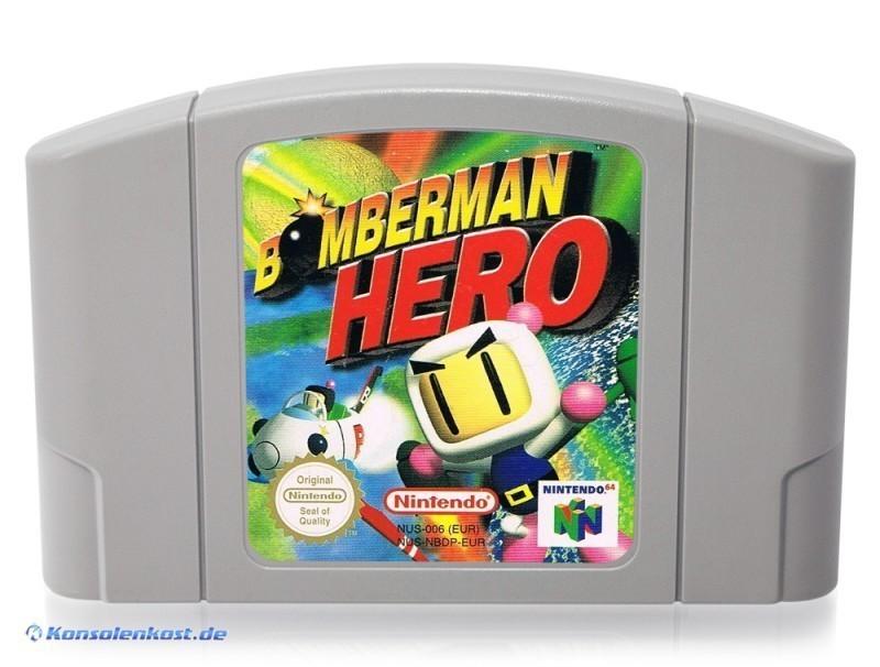 Bomberman Hero