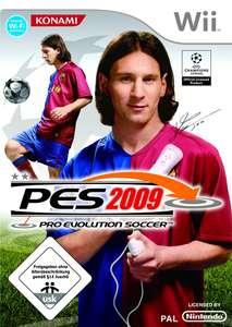 Pro Evolution Soccer 2009 / PES 09