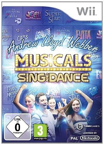 Andrew Lloyd Webber Musicals: Sing & Dance