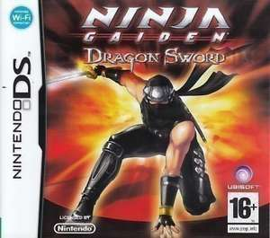 Ninja Gaiden - Dragon Sword