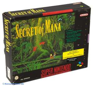 Secret of Mana + Spieleberater