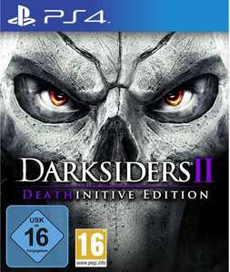 Darksiders II #Deathinitive Edition