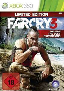 Far Cry 3 #Limited Edition