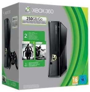Konsole Slim 250GB #Batman Arkham City - Darksider 2 Edition