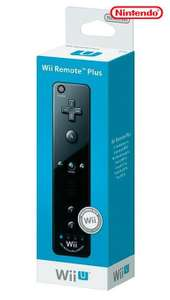 Original Remote Plus #schwarz [Nintendo]