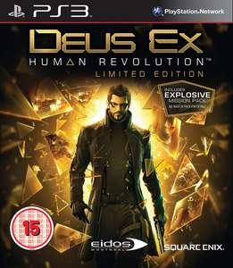 Deus Ex: Human Revolution #Limited Edition