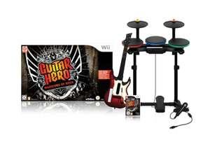 SA 765: Guitar Hero: Warriors of Rock - Band Bundle + Spiel UNVOLLSTÄNDIG