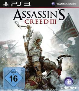 Assassin's Creed III #PS3 Exklusive + Special Edition