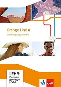 Orange Line 4: Vokabelübungssoftware Klasse 8