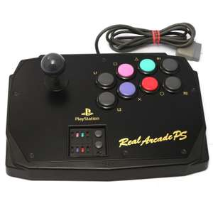 Arcade / Fighting Stick #Real Arcade PS [Hori]