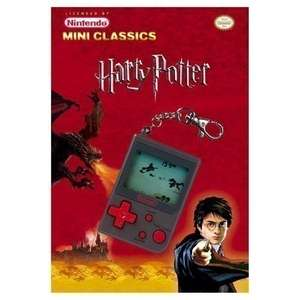 GameBoy Mini Classics: Harry Potter