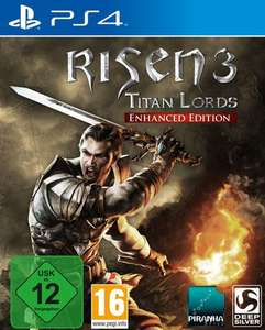 Risen 3: Titan Lords #Enhanced Edition