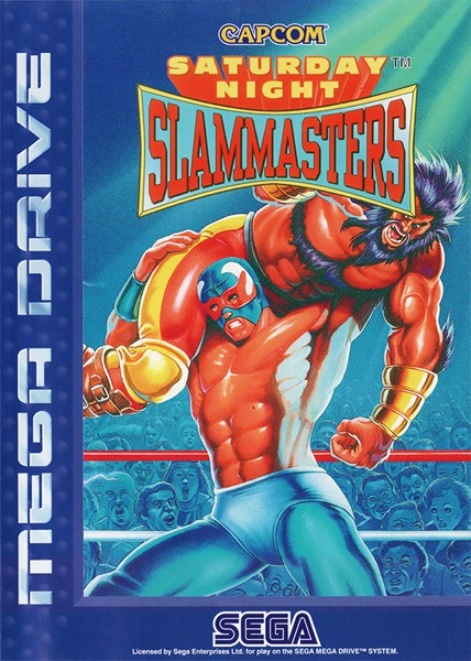 Saturday Night Slammasters