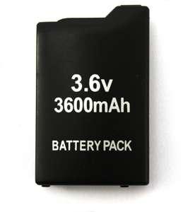 3600 mAh. Battery Pack