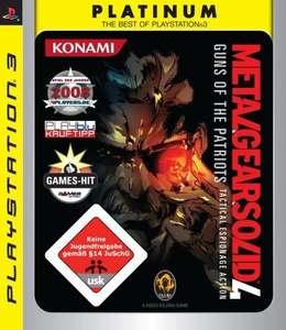 Metal Gear Solid 4: Guns of the Patriots [Platinum]
