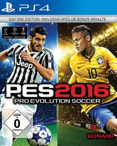 Pro Evolution Soccer 2016 / PES 16 #Day One Edition