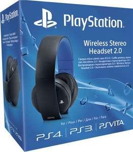 Original Wireless Stereo 2.0 Headset #schwarz [Sony]