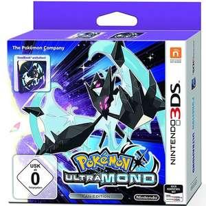 Pokémon: Ultramond + Steelbook #Fan-Edition