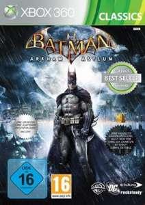 Batman: Arkham Asylum [Classics]